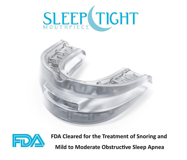 Sleep Tight Mouthpiece review