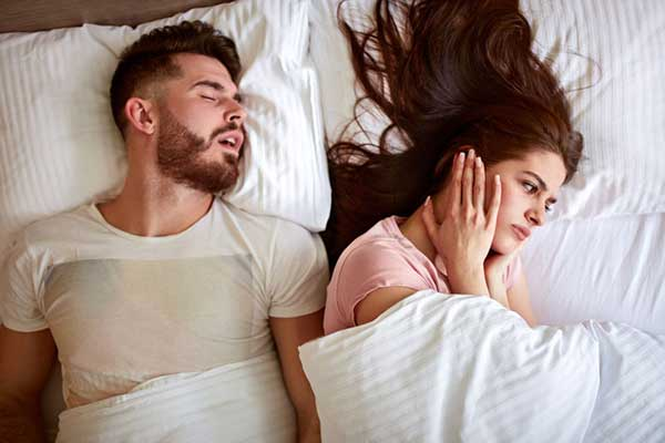 Snoring or Sleep Apnea