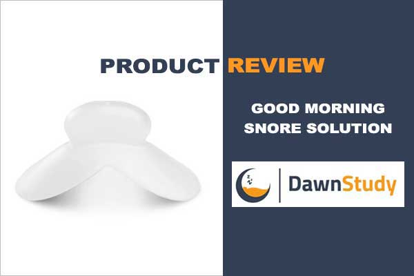 Review of Good Morning Snore Solution