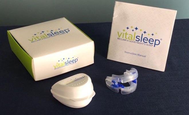 VitalSleep sample