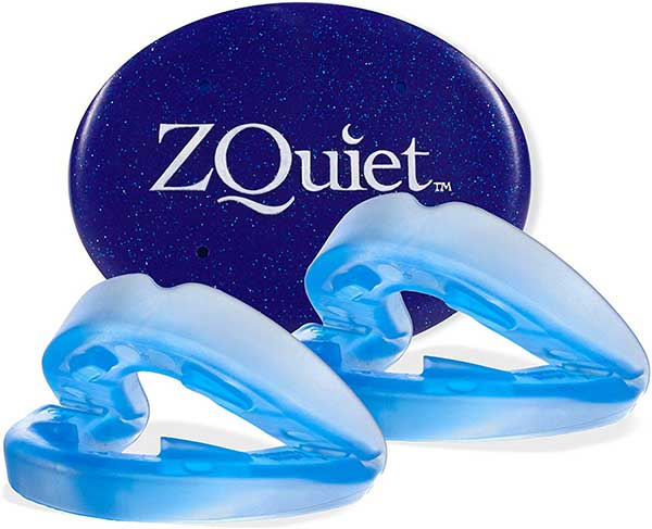 ZQuiet device to stop snoring