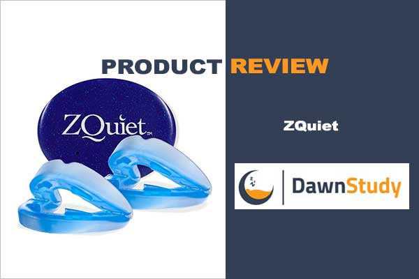 ZQuiet Anti Snore device