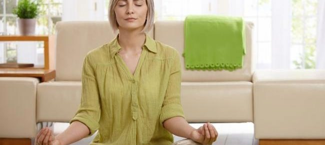 Stop snoring by yoga