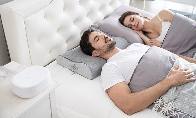 Anti-Snoring Pillows – Could They Work For You?