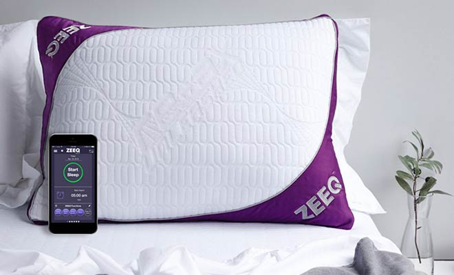 Smart pillows