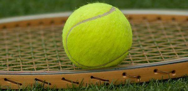 Snoring tennis ball